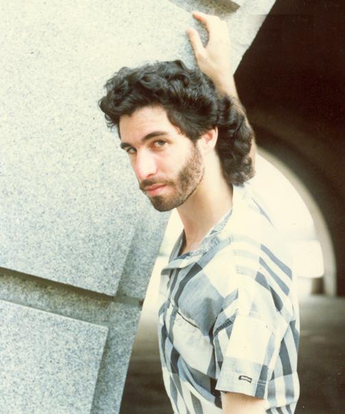 Me circa 1987-1988