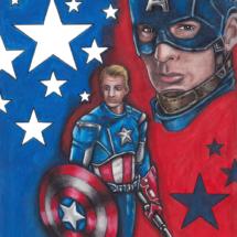captain america print final